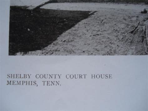 Entrance Detail of the Shelby County Court House , Memphis ... Shelby County Ny