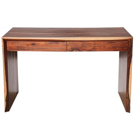 cocobolo desk for sale craft revival crafted cocobolo wood desk at 1stdibs