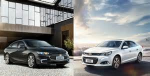 chevy launches new malibu xl in china the news wheel