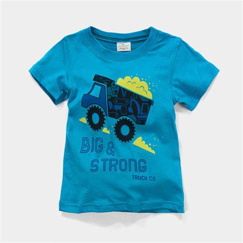 Jumping Beans Blue Truck 2t Boys Shirts Promotion Shop For Promotional 2t Boys