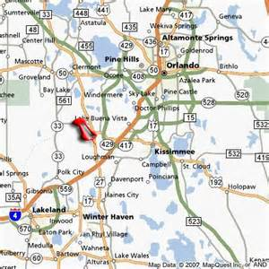 map of davenport florida rent our florida vacation house