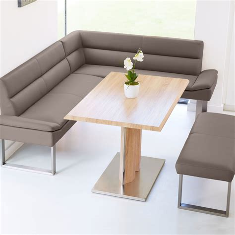dining bench and table set lewis left hand corner bench dining set