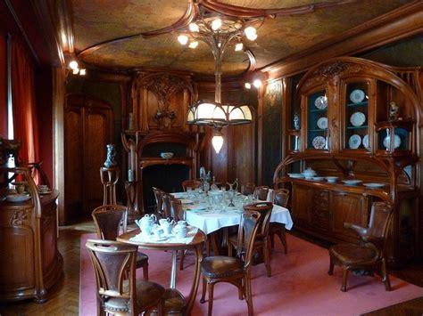 Nouveau Living Room by Living Room Louis Majorelle Design Nouveau