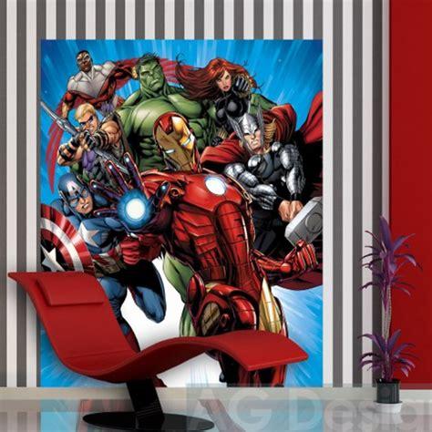 marvel avengers bedroom wallpaper marvel avengers wallpaper xl great kidsbedrooms the