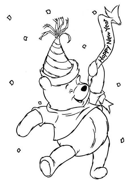 Winnie The Pooh Bear Coloring Pages Part 2 Winnie The Pooh Coloring Pages