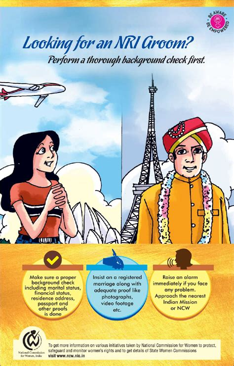 Thorough Background Check Be Ware Be Empowered Looking For An Nri Groom Perform A Thorough Background Check