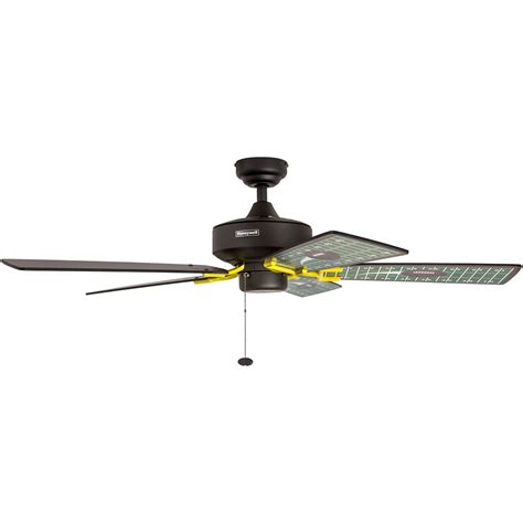 soccer ceiling fan honeywell touch down ceiling fan matte black finish 48