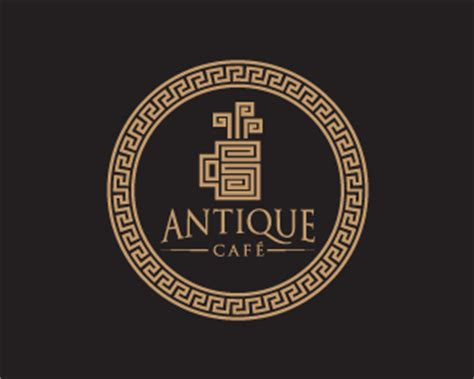 antique cafe designed  giyan brandcrowd