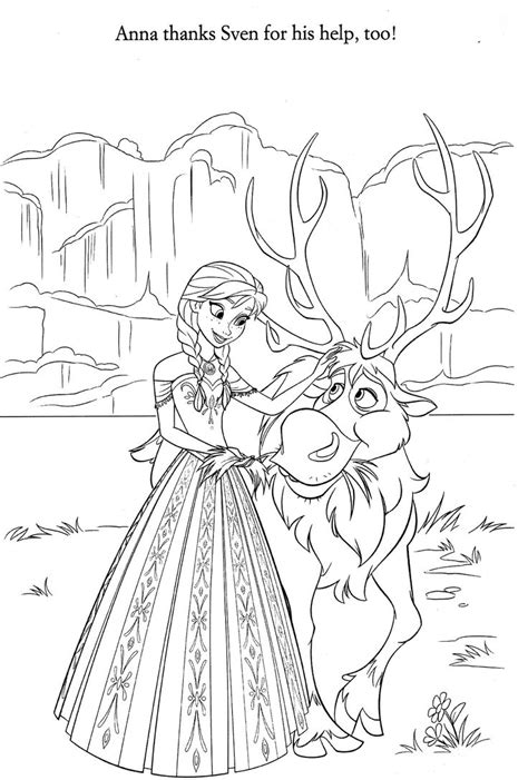 frozen coloring pages that you can print 55 best images about frozen coloring pages on pinterest