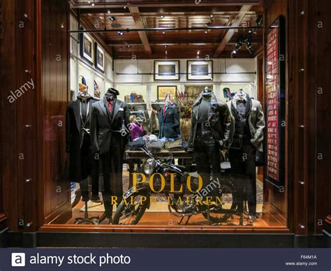 New Window Shopping From Ralph by Ralph Polo Retail Store Facade Window Fifth Avenue
