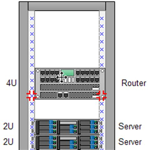 excel rack diagram template create a rack diagram edraw