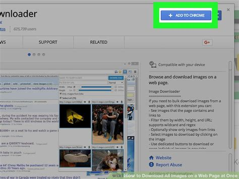 download mp3 from web page online how to download all images on a web page at once with
