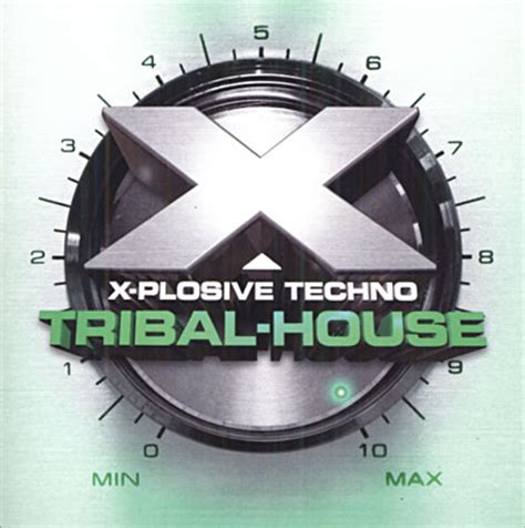 tribal house music tribal house