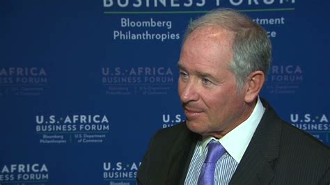 Blackstone Mba Recruiting by Blackstone Ceo Being Is More Important Than An Mba