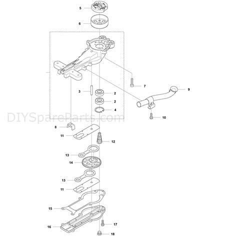 mcculloch parts diagram mcculloch superlite 4528 2012 parts diagram page 11