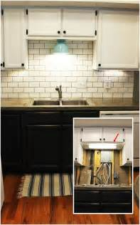 charming Led Lighting Over Kitchen Sink #1: efurnitureMart-1452455853-LED-Under-Cabinet-Lights.jpg