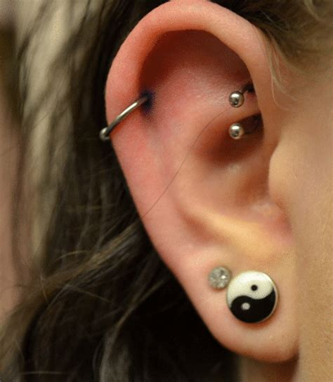 Top 10 Most Popular Types Of Ear Piercing And Piercing