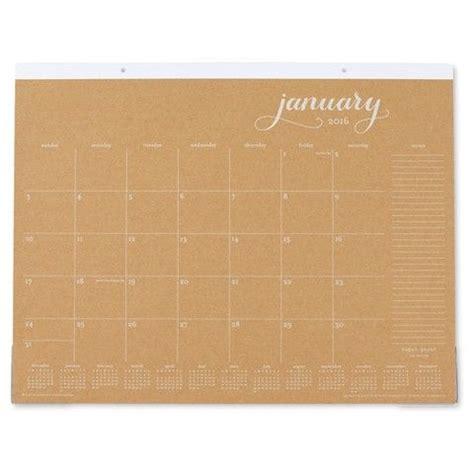 sugar paper desk calendar sugar paper 2016 desk pad 22x17 planner office
