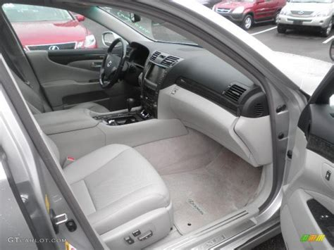 light grey lexus light gray interior 2008 lexus ls 460 photo 48656080