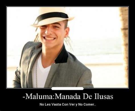 imagenes de maluma con frases frases populares de maluma para facebook twiter o