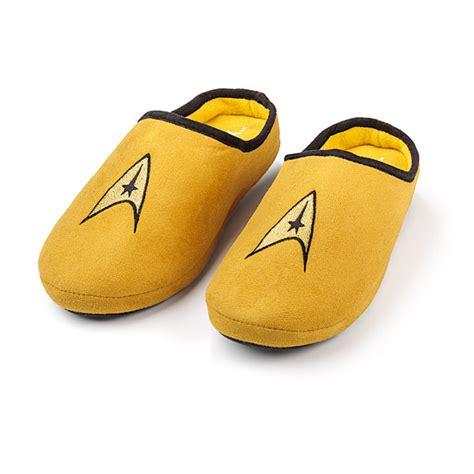 trek slippers trek tos slippers thinkgeek