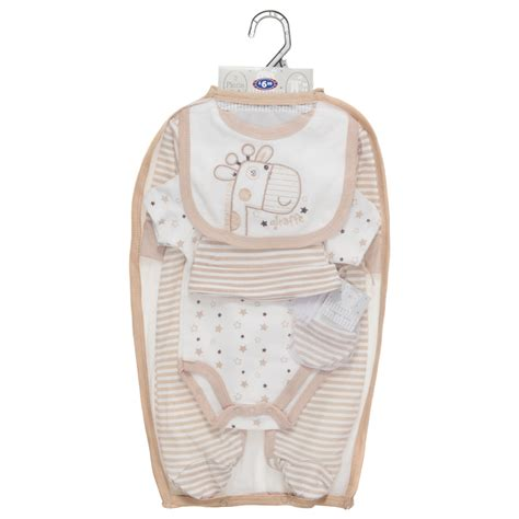 Wardrobe For Baby Clothes by Baby Clothing Set 5pc Baby Clothes Bodysuits Onesies
