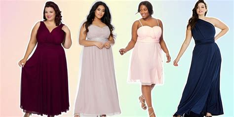 Best Plus Size Bridesmaid Dresses 2018   15 Styles you are