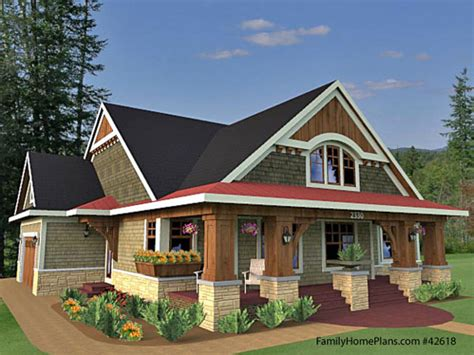 house plans with front porch one story bungalow floor plans bungalow style homes arts and