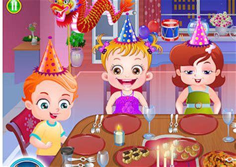 hazel new year gioco capodanno con hazel
