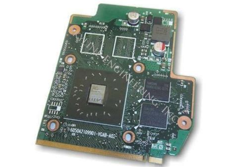 toshiba satellite video card ebay