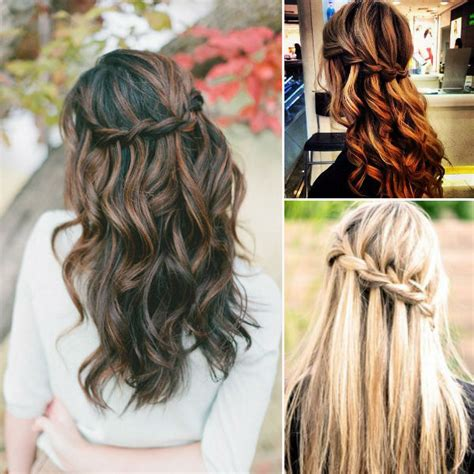 romantic hairstyles for long hair with french braids french braided hairstyles vpfashion
