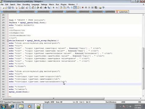 php coding tutorial getting started youtube object oriented programming tutorial online php