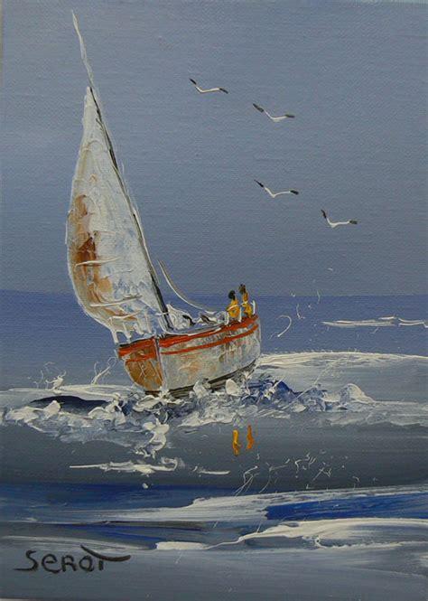 dessin bateau route du rhum petites toiles classiques page 4 4
