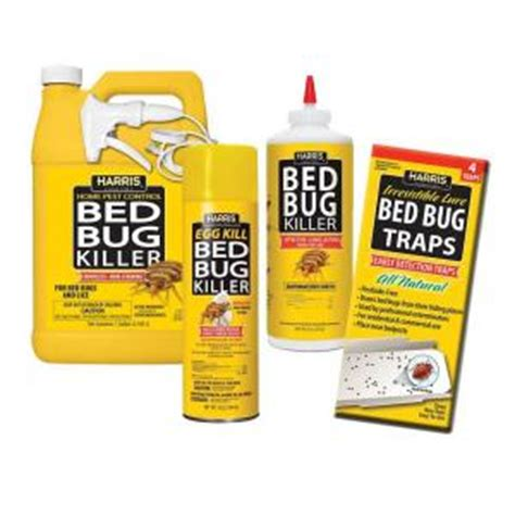 bed bug steamer rental home depot harris large bed bug kit bbkit lgvp the home depot
