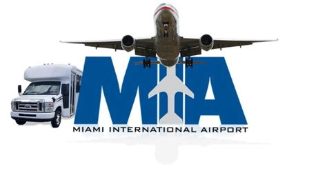 shuttle miami airport to of miami miami airport express shuttle services