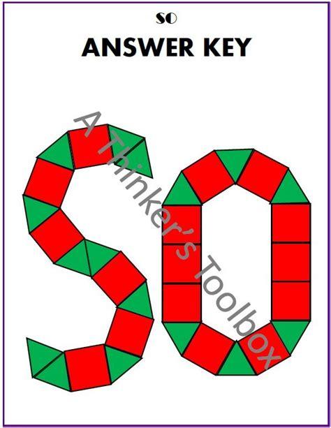 pattern block words pattern blocks 2 letter sight word puzzles pattern