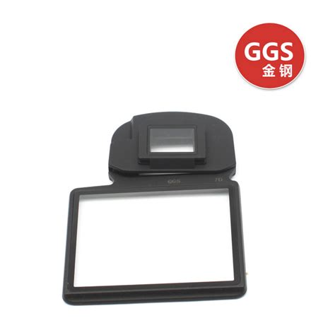 Anti Film Ggs | ggs iii glass lcd screen protector for canon 7d eachshot com