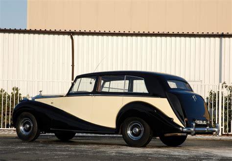 59 Rolls Royce Silver Wraith Rolls Royce Silver Wraith Touring Limousine 1946 59 Photos