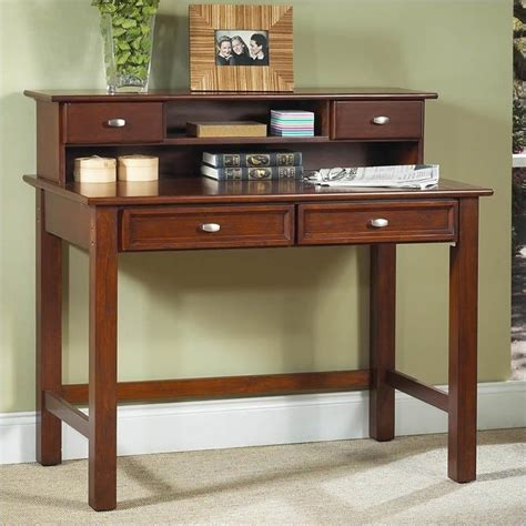 cherry wood writing desk wood laptop writing desk in cherry 5532 16