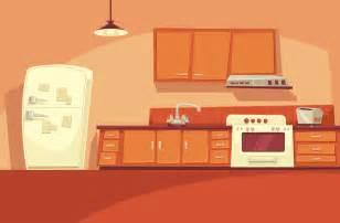 Kitchen Cartoon by Cartoon Kitchen Cartoon Animation Backgrounds Digital