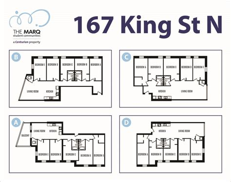 Centurion Property Management Kitchener by The Marq Waterloo At 167 King Ontario