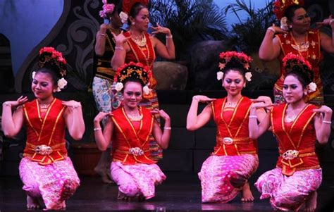 sejarah gerakan penjelasannya tari yapong asal betawi cinta indonesia