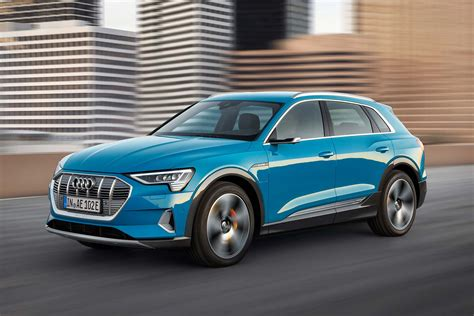 2019 Audi Electric Car by 2019 Audi E Electric Suv Revealed Begins 12 Car Ev