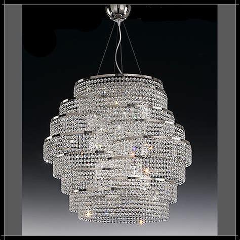 lustre cristal moderne lustre moderne cristal voltolina cristal deco