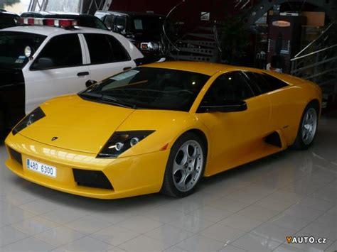 Cena Lamborghini Prod 225 M Lamborghini Murcielago Top Cena Stav Prodej