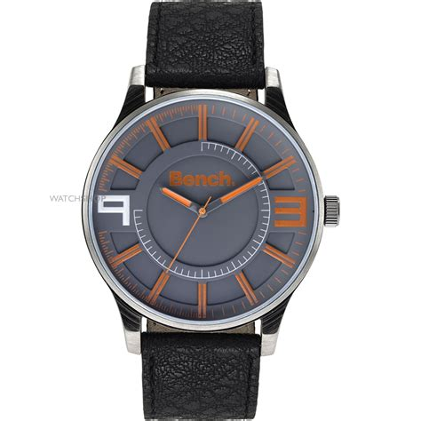 bench watches price men s bench watch bc0401orbk watch shop com