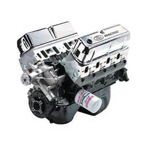 ford performance 302ci 345hp block crate engine w