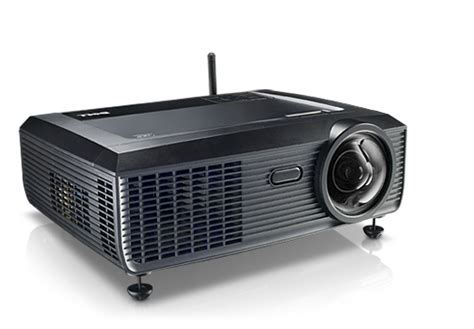 Projector Dell S300w by S300w Throw Wireless Projector Dell