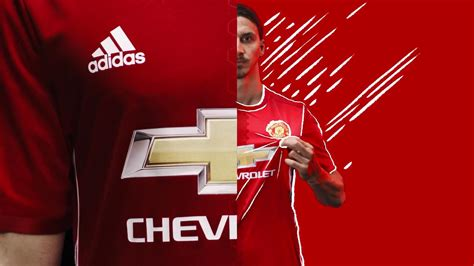 Jersey Manchester United A 17 18 manchester united 16 17 home kit released footy headlines