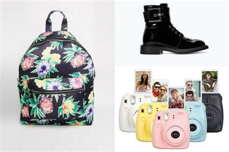 12 christmas gifts for teenage girls from fashion to